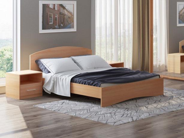 Кровать Орматек ЭТЮД 120х190 см (размер 190 на 120 см, 1200х1900 мм) купить в СТАРОМ ОСКОЛЕ   Matras-Oskol.Ru